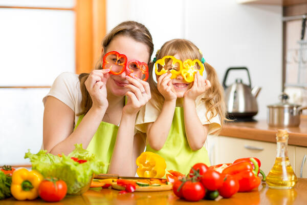 How to Follow a Heart-Healthy Diet (With Kids!)